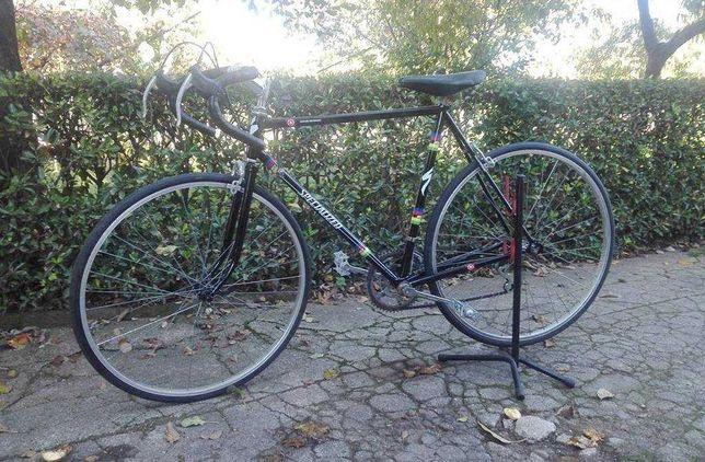 bicicleta specialized estrada vintage como nova