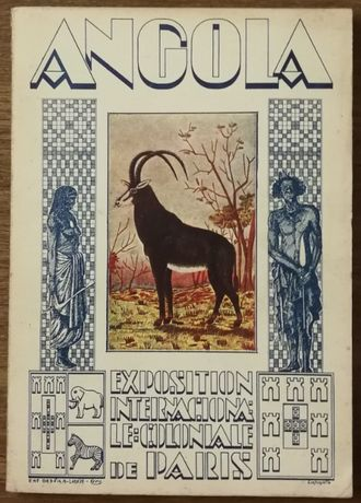 angola, exposition internacionale coloniale de paris