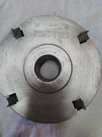 Głowica aluminiowa do obróbki drewna