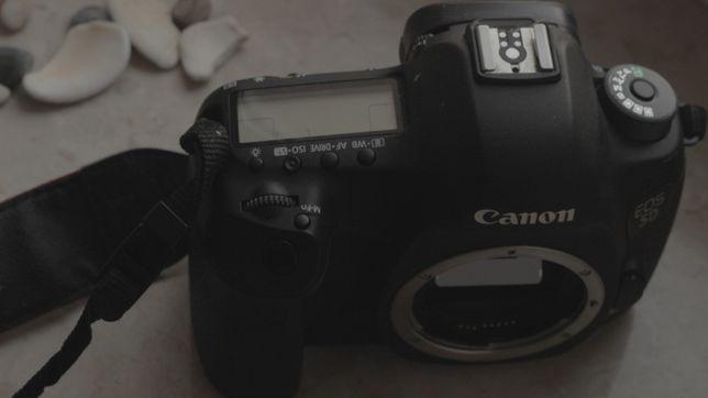Canon 5d mark III + 50mm + plecak + statyw