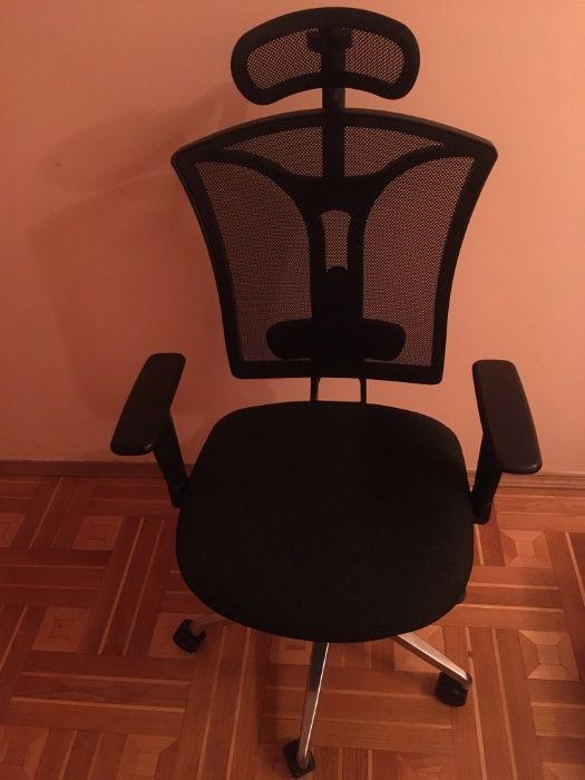 Комфортное офисное кресло. Киев - изображение 1
