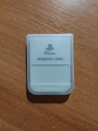 Карта пам'яти для PlayStation 1