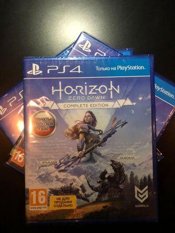 Horizon Zero Dawn Complete Edition (російська версія) PS4 АКЦІЯ!