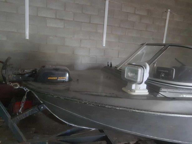 Крим+Honda30+лафет