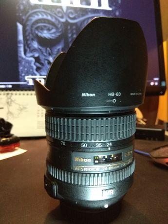 Nikon 24-85 3.5-4.5 VR