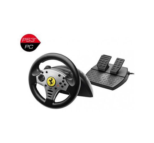 Руль и педали для PC/PS3 Thrustmaster Ferrari Challenge Wheel
