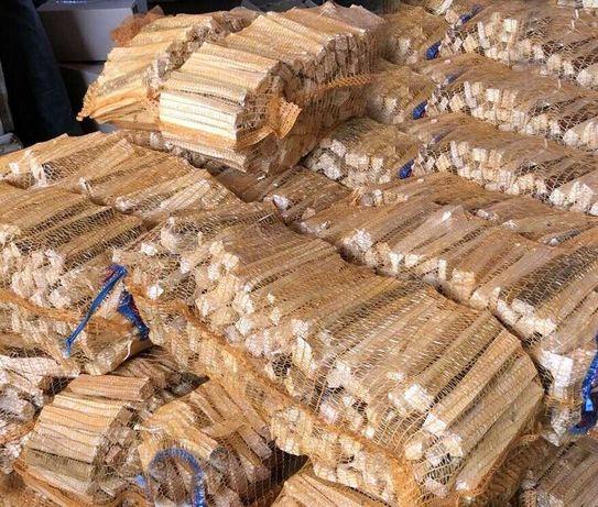 drewno rozpałkowe opałowe kominkowe trans. gratis 50 km od Częstochowy