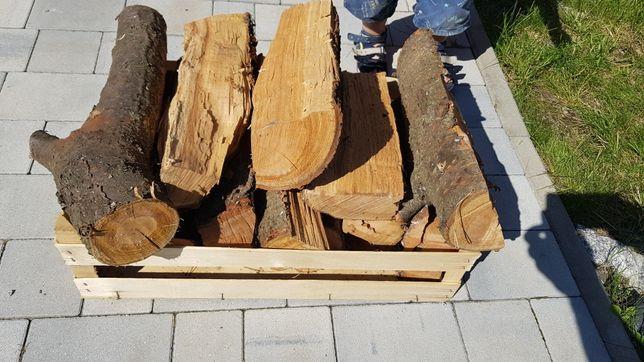 Drewno czereśnia do wędzenia