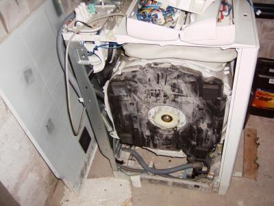 Pralka Elektrolux EWT 810 na części