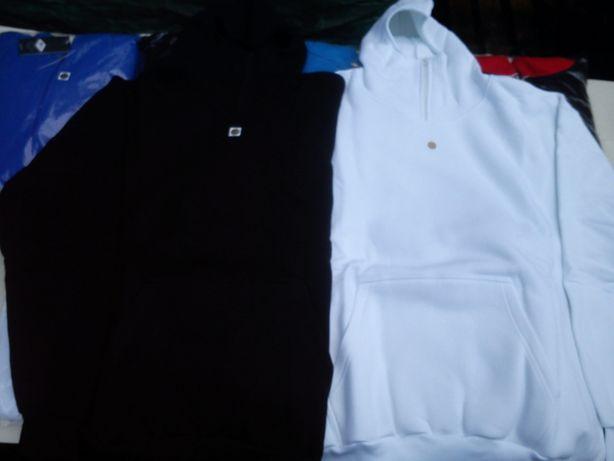 Ubrania, sportowe bluza z kapturem, bawełna XXL kangurka