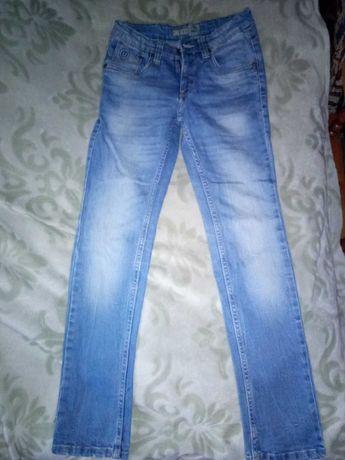 Джинсы на мальчика, джинси на хлопчика на зрiст 152см.Джинси Unlocked