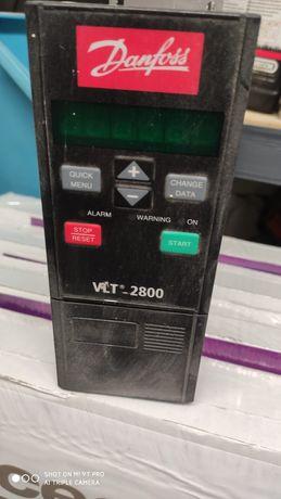 Falownik Danfoss vlt 2800 3 fazowy 2,6kVA