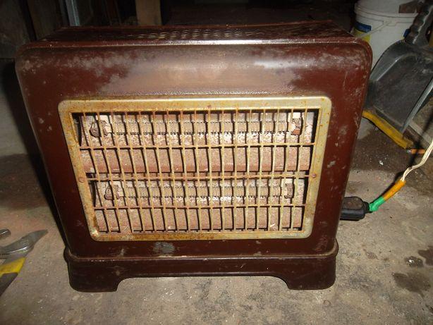 Stareńki ,sprawny ogrzewacz elektryczny-zabytek