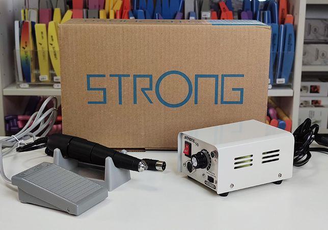 Фрезер для маникюра Strong 90 65 Вт 35 000 об, ручка 102L Код: 19