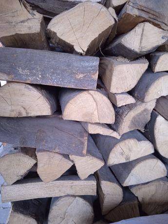 Drewno  kominkowe buk grab