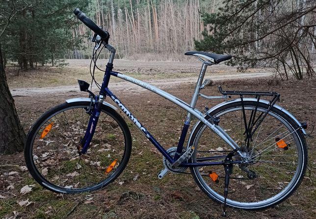 Rower niemiecki Corratec koła 28 Shimano Acera