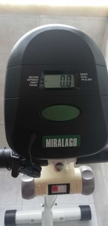 Bicicleta estática Miralago Sports M42