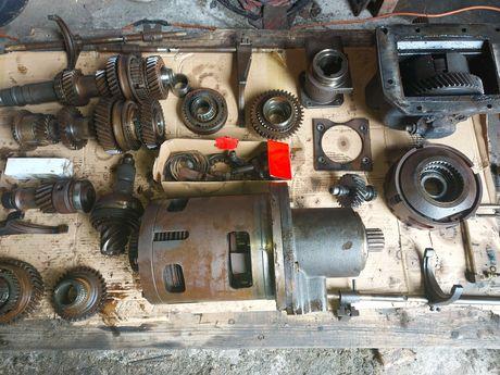Claas celtis 446 części, rewers, koło, wałek, skrzynia biegów