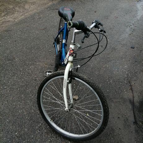 Продам велосипед ,мустанг.Колеса на 26
