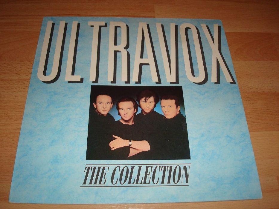 Płyty winylowe Ultravox-Hit Collection Ostrów Wielkopolski - image 1