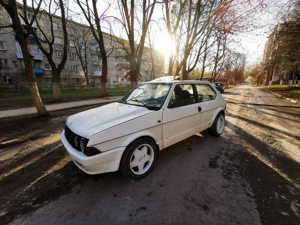 Fiat ritmo 1.7 td на ходу