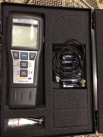 PCE-VT 204 виброметр тахометр
