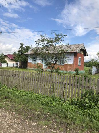 Продається земельна ділянка з будинком площа 1га в Івано-Франківській