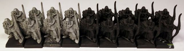 Warhammer AOS WFB - Wood Elves - Archers