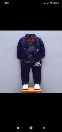 Нарядный костюм на мальчика