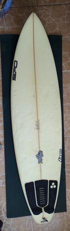 Prancha surf SPO 6'6 ótimo estado