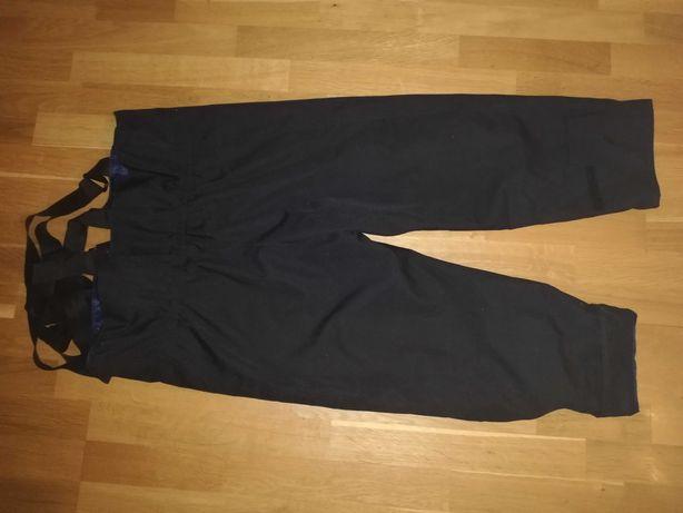 Spodnie żeglarskie wędkarskie rybackie wodoszczelne XS