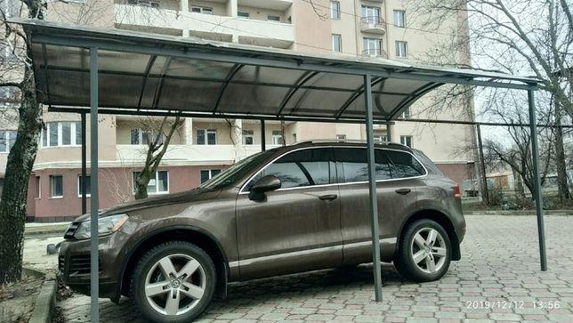 Навес для авто в Донецке