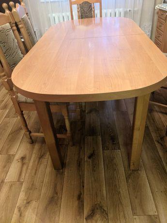 Stół rozkładany 80x150