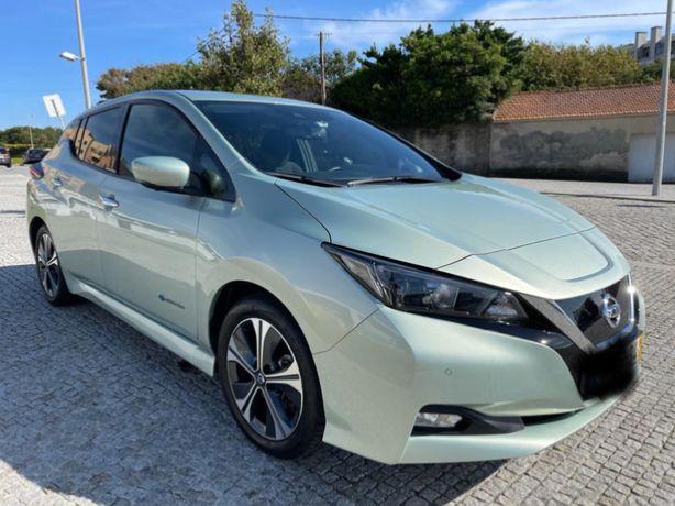 Nissan Leaf N-Connecta 40kw