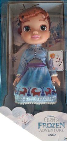 Disney frozen lalka Anna Kriana Lodu 55083 Olaf