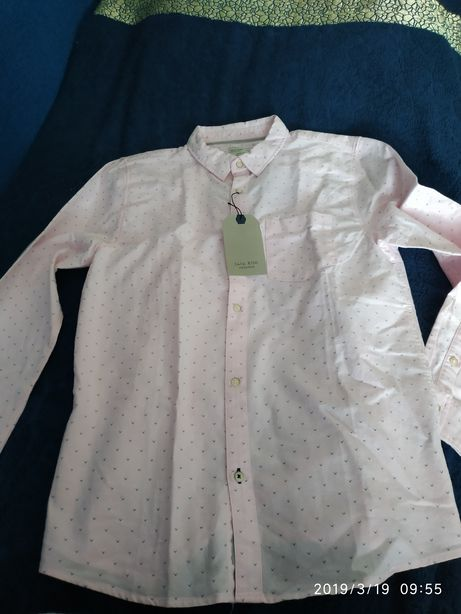 Продам классную рубашку Зара на подростка