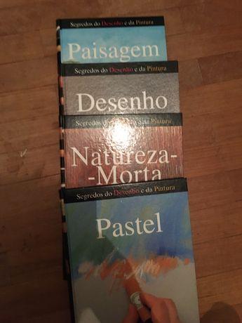 Livros Segredos da Pintura
