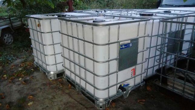 Zbiornik 1000l. na wodę deszczówkę RSM szambo