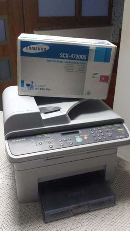 Toner SCX-4720D5 para Impressora Laser multifunções Samsung