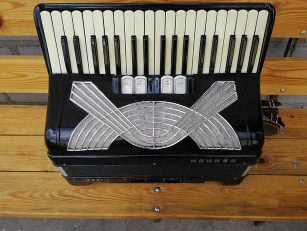 Akordeon Hohner, niemiecki akordeon Hohner Verdi 2, Verdi II, zamiana
