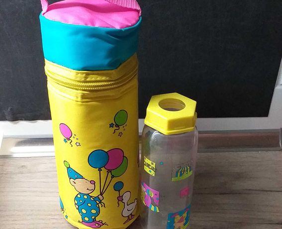 Butelka z opakowaniem termicznym