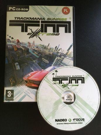 TrackMania Sunrise Extreme PL gra PC