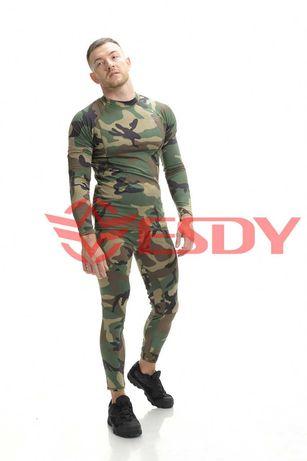 Демисезонное Термобелье быстросохнущее ESDY,компрессионный костюм, опт
