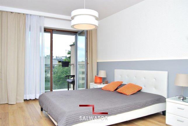 Mieszkanie 2 Pokoje Klimatyzacja Balkon Garaż MPEC Umeblowane