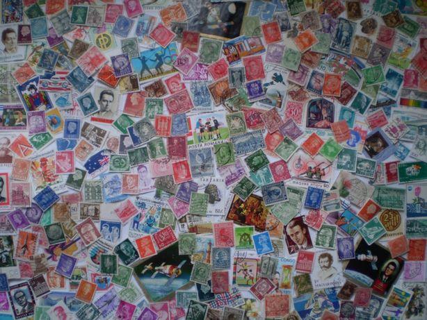 огромный Лот. Старые марки разных Стран с1890г до современных!!!