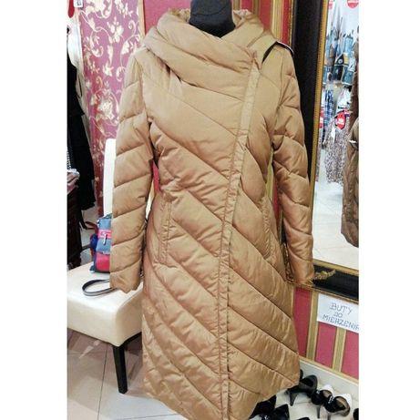 Płaszcz ocieplany na zimę