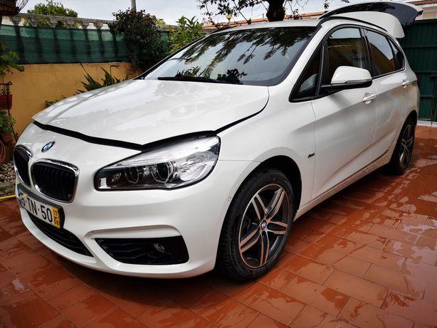 BMW 216 sport line