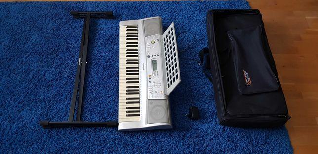 Sprzedam Keyboard + pokrowiec+ stojak