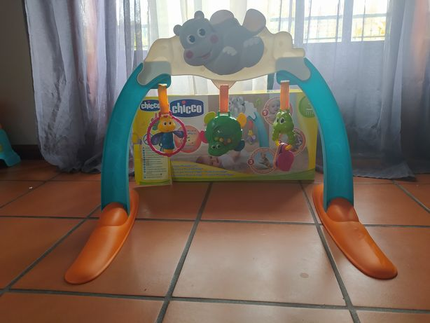 Ginásio musical hippo Chicco