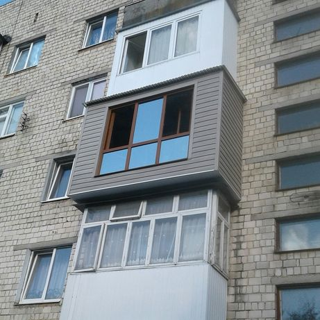 Балкон під ключ!